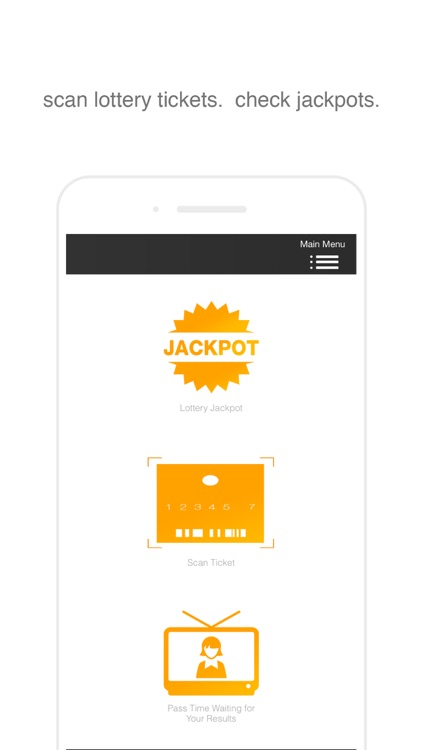 YooLotto - Scan lottery ticket