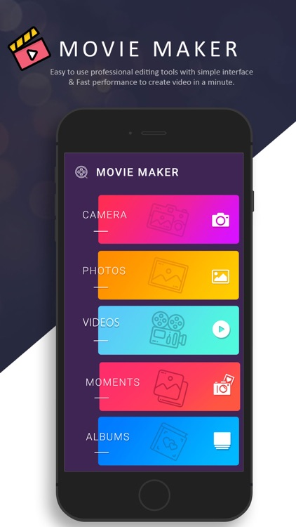 Movie Maker With Music