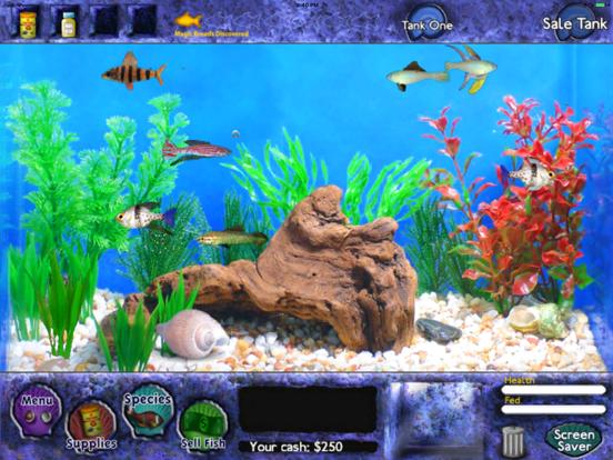 Fish Tycoon Lite screenshot 6