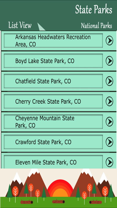 State Parks In Colorado screenshot two