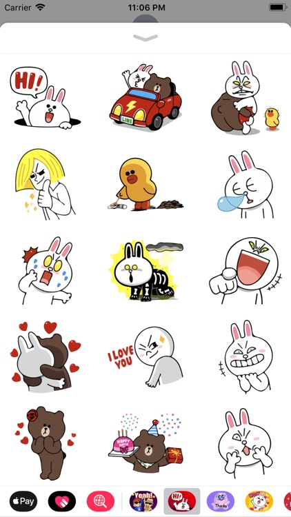 Betsy Cute Emoji Stickers App