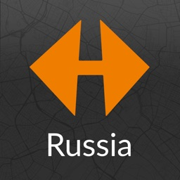 NAVIGON Russia Apple Watch App