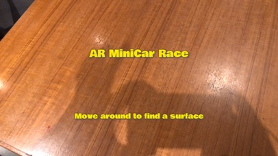AR Minicar Race screenshot 3