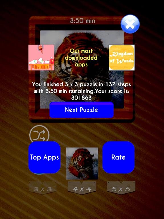 Sliding Puzzle : Premium screenshot 10