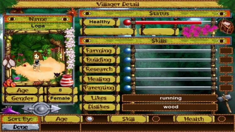 Virtual Villagers 3 Lite screenshot-3