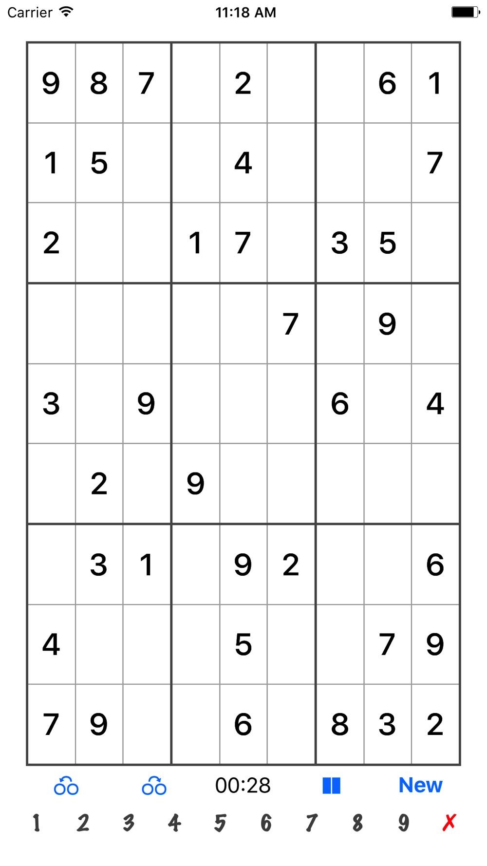 Endless Sudoku Cheat Codes