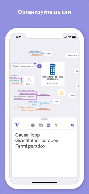 MindNode 5 Screenshot