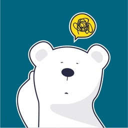Polar Bear Animated Stickers