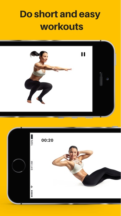 Yoga-Go: Weight Loss Workouts