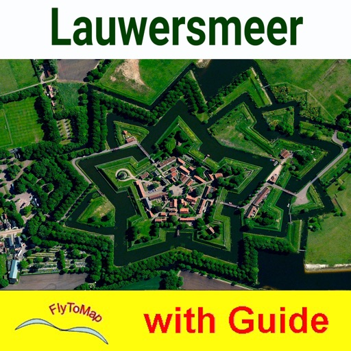 Lauwersmeer National Park - GPS Map Navigator