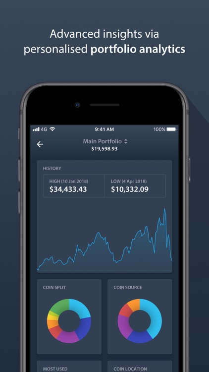 Delta Crypto Portfolio Tracker screenshot-7