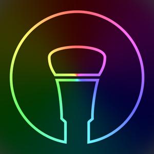 Hue Widget app