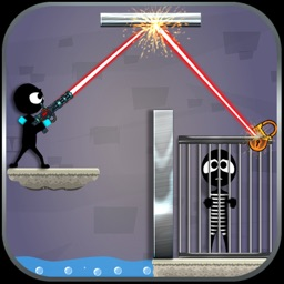 Stickman Shooter Elite Strike