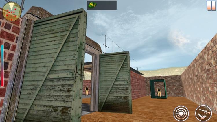 FPS Yalghaar War : Shooting Game 3D screenshot-4