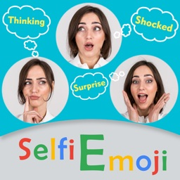 Selfie Emoji - Animated Gif