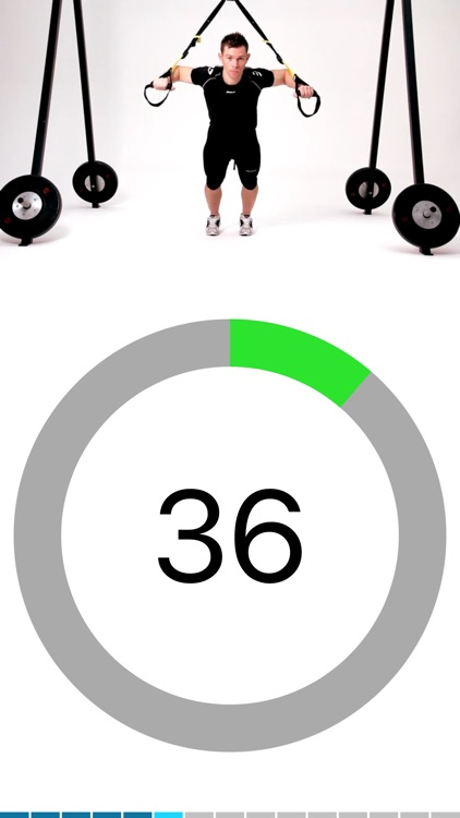Virtual Trainer Suspension screenshot-4