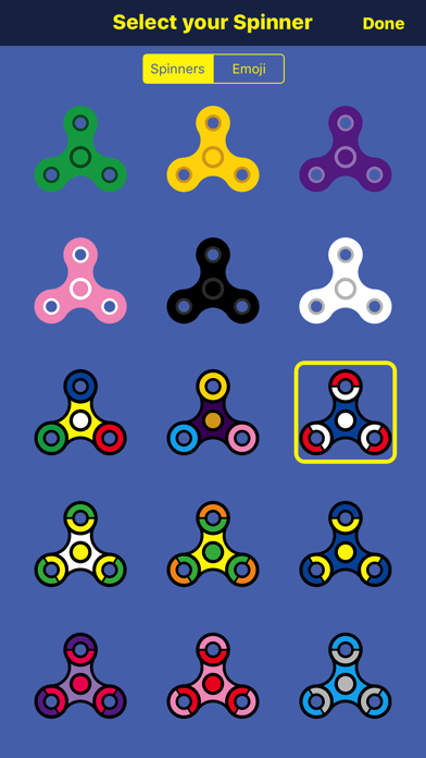 Super Spinner - Fidget Spinner Simulator screenshot three