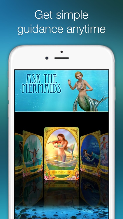 Ask the Mermaids Oracle Cards screenshot-0