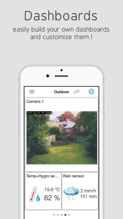 ImperiHome: Smart Home Control