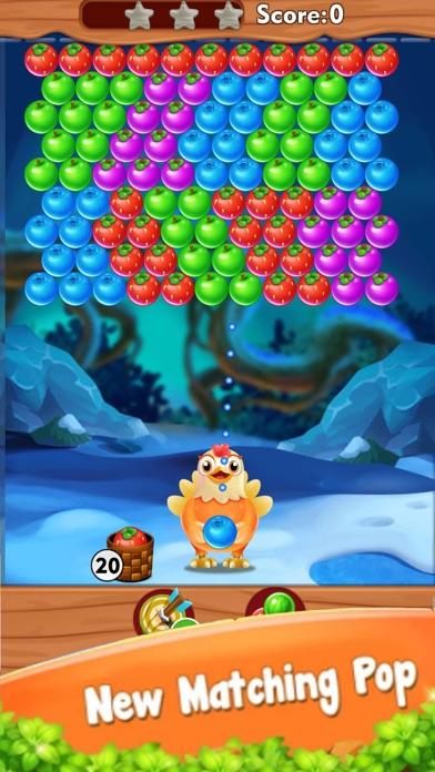 Fruits World Shooter screenshot two