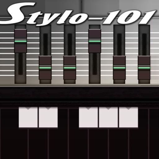 Stylo-101 (Stylophone+SH-101)