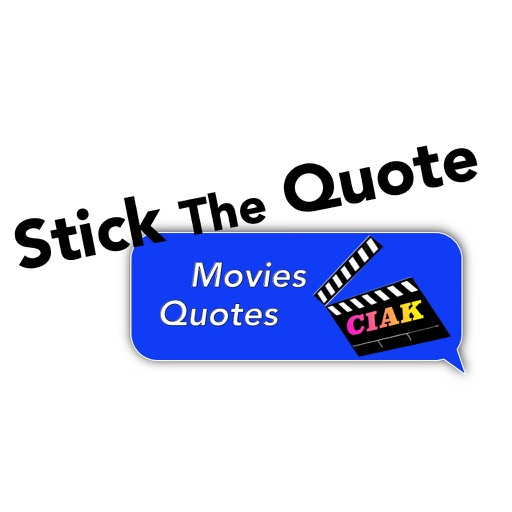 Stick The Quote: Movies Quotes