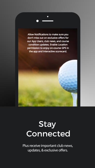 Manistee National Golf screenshot 5