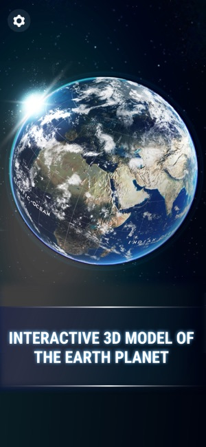 Globe 3D - Planet Earth on the App Store
