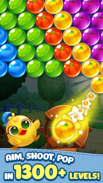 Bubble CoCo: Color Match Pop screenshot-0