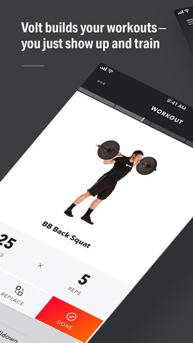 Volt: #1 AI Workout App_苹果商店应用信息下载量_评论_排名情况