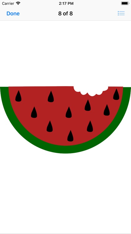 Wonderful Watermelon Stickers screenshot-8