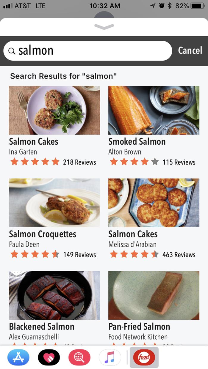 Food Network In the Kitchen - App Store revenue & download estimates ...