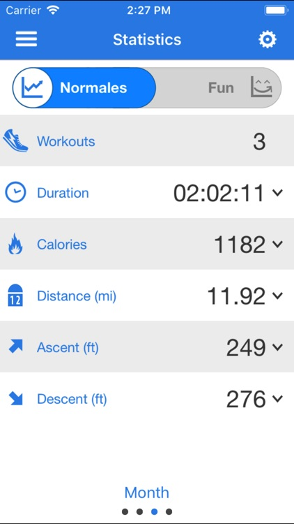 SportyCloud, Running, Sports screenshot-4