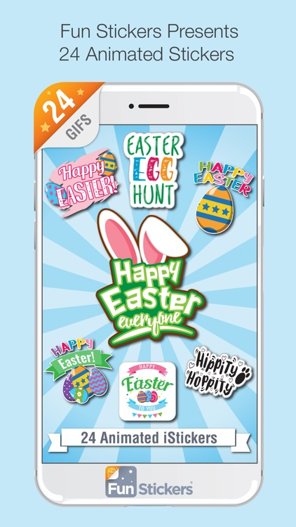 Easter iSticker