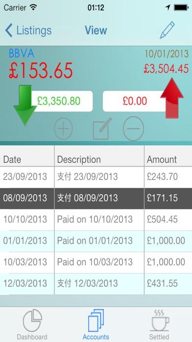 iCreditPit - 無債務與債務管理和整合屏幕截圖3