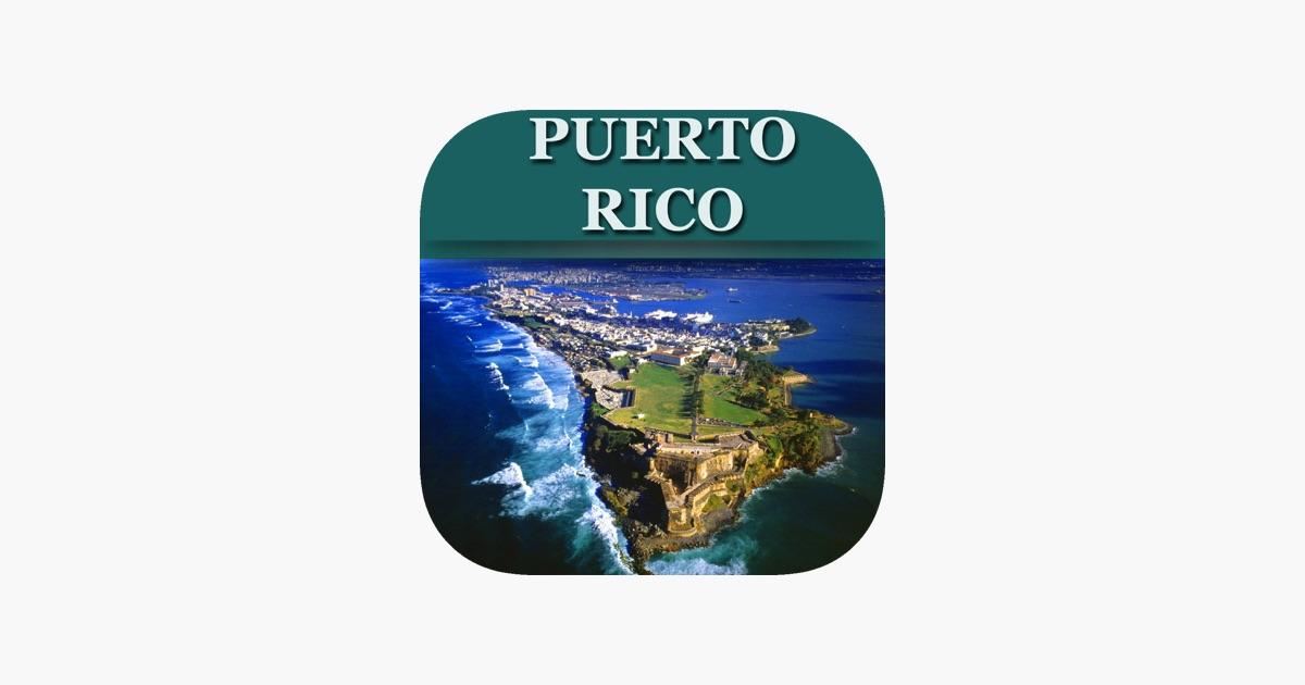 Puerto Rico Offline Tourism on the