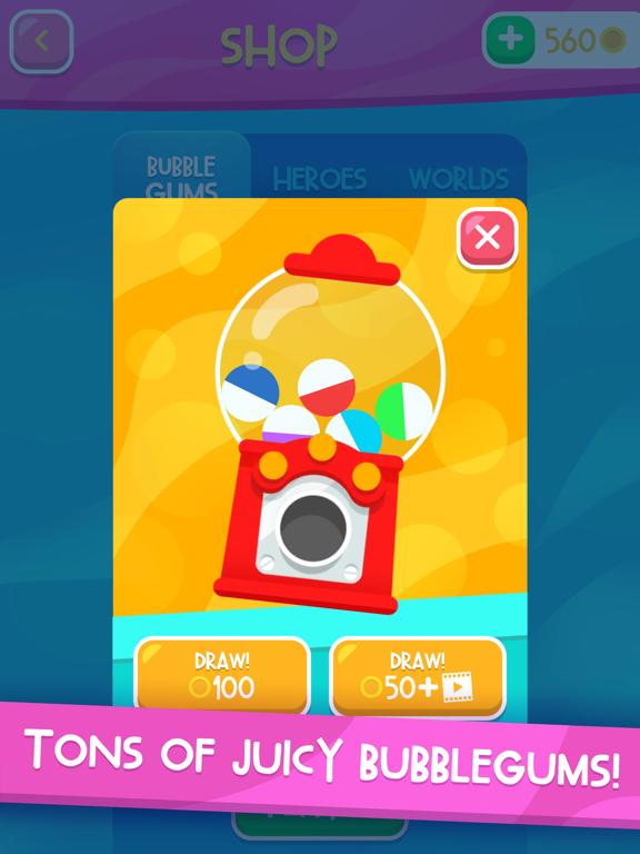iPad Image of Bubblegum Hero