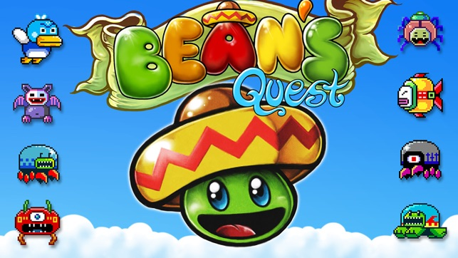 Bean's Quest Screenshot