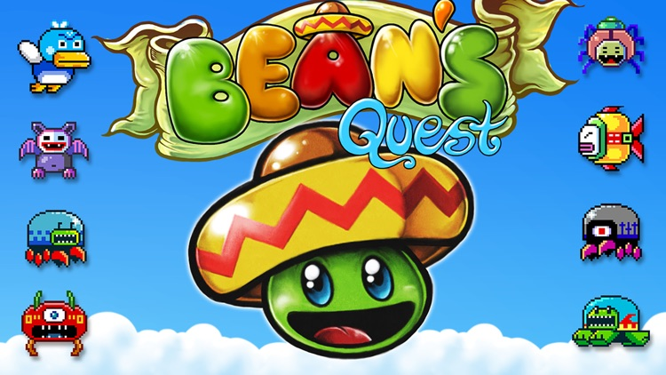 Bean's Quest screenshot-4
