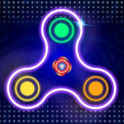Fidget Spinner Wheel
