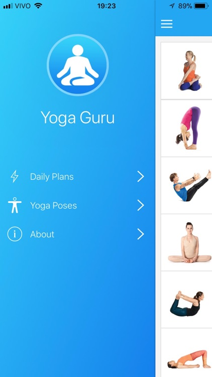 Yoga Guru: Daily Plans & Poses screenshot-0