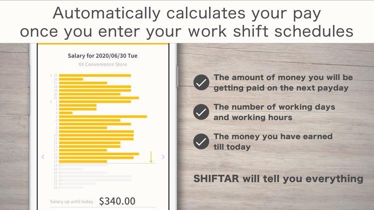 SHIFTAR: Shift Worker Calendar screenshot-3