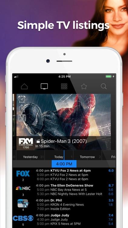 On Now US TV Listings screenshot-4