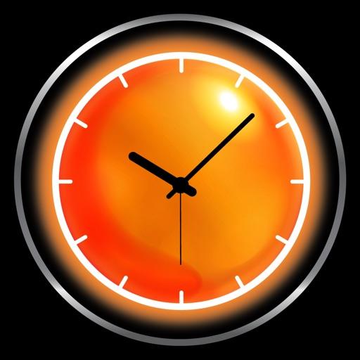 Weather Clock Widget-Local Hourly Weather Forecast
