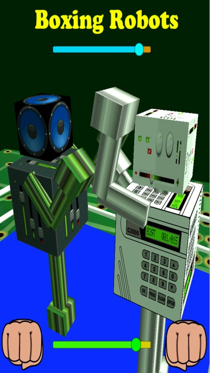 Boxing Robots screenshot-1