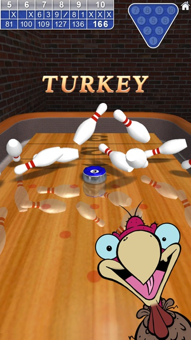 10 Pin Shuffle Pro Bowling review screenshots