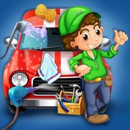 Car Wash & Repair - Car Salon
