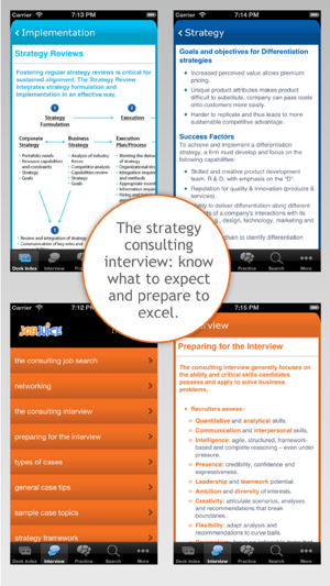 ‎Jobjuice Strategy & Consulting Screenshot