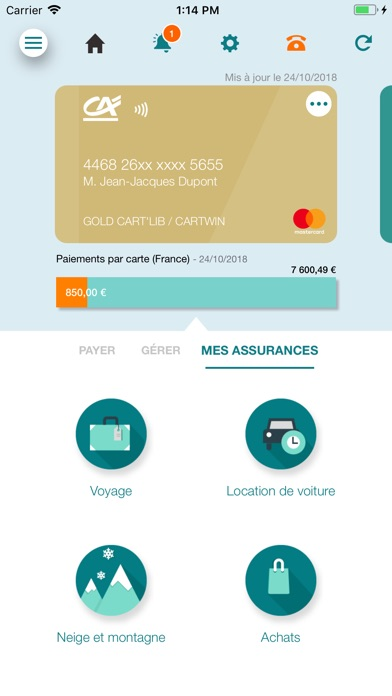 download Ma Carte CA apps 5