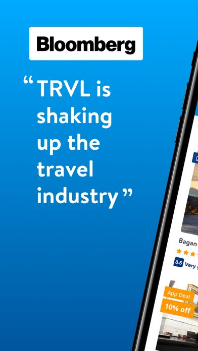 Trvl review screenshots